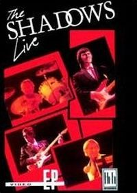 Cover The Shadows - Live [DVD]
